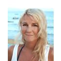 Annelie Pompe, äventyrare och föreläsare, befinner sig i Egypten för världsrekord i fridykning