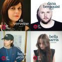 Dalhalla gästas av Bella Sarris, Eli Verveine, Dana Bergquist och Baba Stiltz under festivalen Into the Valley i sommar