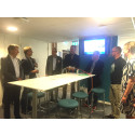Invigning av NMT:s nya lokaler