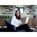 Lisa hissar internship på startupbolag