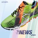 ASICS katalog för vårens nya skor