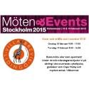 Kom och träffa oss på Möten & Events-mässan 18-19 februari