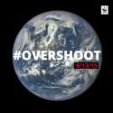 Overshoot Day 13 augusti: Nu har vi spenderat naturens budget för i år