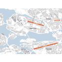 Karta utökat dubbdäcksförbud