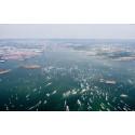 Samarbetspartners lyfter Volvo Ocean Race-målgången