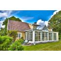 Bygga till uterum eller vinterträdgård?