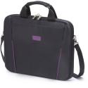 En funktionell laptopväska i slim design!