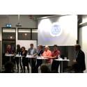 Partierna eniga om snabbare byggtakt i HSBs paneldebatt