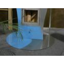 Elstäder ska synas och golvet med tycker vi som levererar gnistskydd i glas