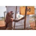 Överfulla flyktingläger och regnperiod sätter 110 000 burundiska flyktingar i fara