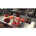 Exklusiv världsnyhet lanserades på Fastfood- och Cafémässan