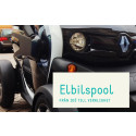 Öppen elbilspool för kommuner