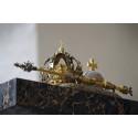 Krona och spira – en utställning om regalierna från Erik XIV:s gravmonument