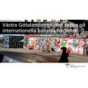 Västra Götalandsregionen satsar på internationella konstsamarbeten