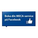 MECA Servicebokning via Facebook