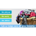 LaundryOnline.se is here to take care of your laundry
