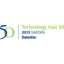 Kaustik är listad på Sweden Technology Fast 50
