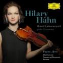 Hilary Hahn släpper nytt album