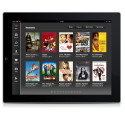 Headweb på iPad, film direkt via nätet