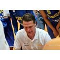 Basket: Knapp förlust mot Grekland efter rysare, 69-64