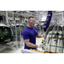 Smarta 3D-glasögon introduceras för personal i Volkswagen-fabrik