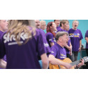 Stroke Association's choir hits the right notes