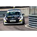 Tjejerna i fokus inför Clio Cup i Falkenberg