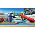 Aqua Park for barn på Norwegian Escape