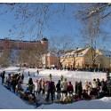 Uppsalas nya vinterfestival miljömärks av Håll Sverige Rent