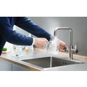 Nye AEG ProSource gir deg kaldt, varmt og kokende vann rett i springen