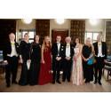 Näringslivsmedaljörer 2015 Kungliga patriotiska sällskapet