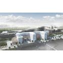 WSP projekterar Högspecialitetshuset i Örebro