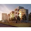 150 nya bostäder på Hälsovägen, Huddinge