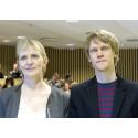 Ninetech höll SNITS-lunch för IT-studenter i Karlstad
