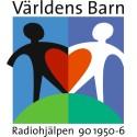Insamlingen för Världens Barn lördagen den 3 oktober 2015