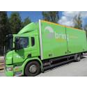 Bring får uppdraget att samordna varutransporter i Örebro kommun