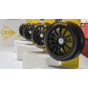 Dunlop skapa fler variabler inom motorsport – visar upp fyra BTCC racingdäck på internationella motormässan i Genéve