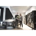 Audi giver ungt erhvervstalent vind i håret