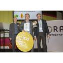 Deflamo vinnare av Nordbyggs guldmedalj 2015