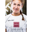 Team Catella: Rebecca Peterson