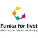 Funka för livet - logo