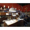 Från biblioteket/ arbetsateljén i Palazzo Pesaro degli Orfei