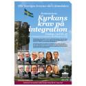 Almedalen imorgon: Politiker utfrågas av kyrkoledare om integration