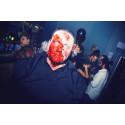 Halloween med Zombietema på Moriskan