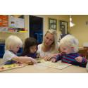 Nya riktmärken ska bidra till mindre barngrupper