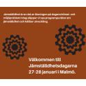 Jämställdhetsdagarna tacklar hållbar utveckling ur ett jämställdhetsperspektiv