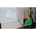Elever från Skanörs skola presenterade drömcentrum