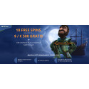 WinTingo's nya casino ger 10 free spins plus 20% cashback