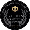 Certifiering för estetiska injektionsbehandlingar ger en tryggare skönhetsbransch i Sverige!