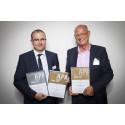 Architects Partner Award 2014: To gull og en sølv for Schüco